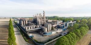 Panoramica impianto industriale - Banner sezione fotografia
