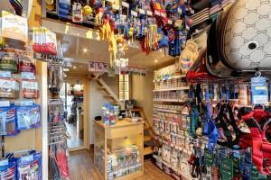 Number one for pets - interno negozio per animali
